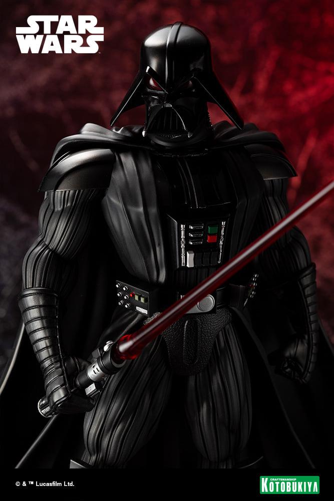 ARTFX Artist Series Darth Vader Ultimate Evil - Kotobukiya Vader_60
