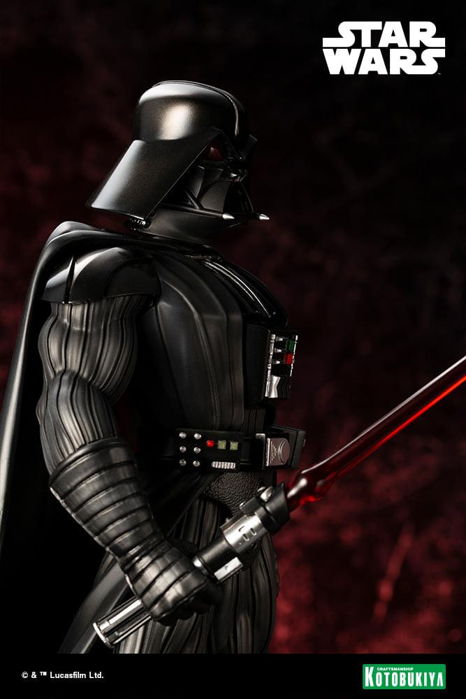 ARTFX Artist Series Darth Vader Ultimate Evil - Kotobukiya Vader_61