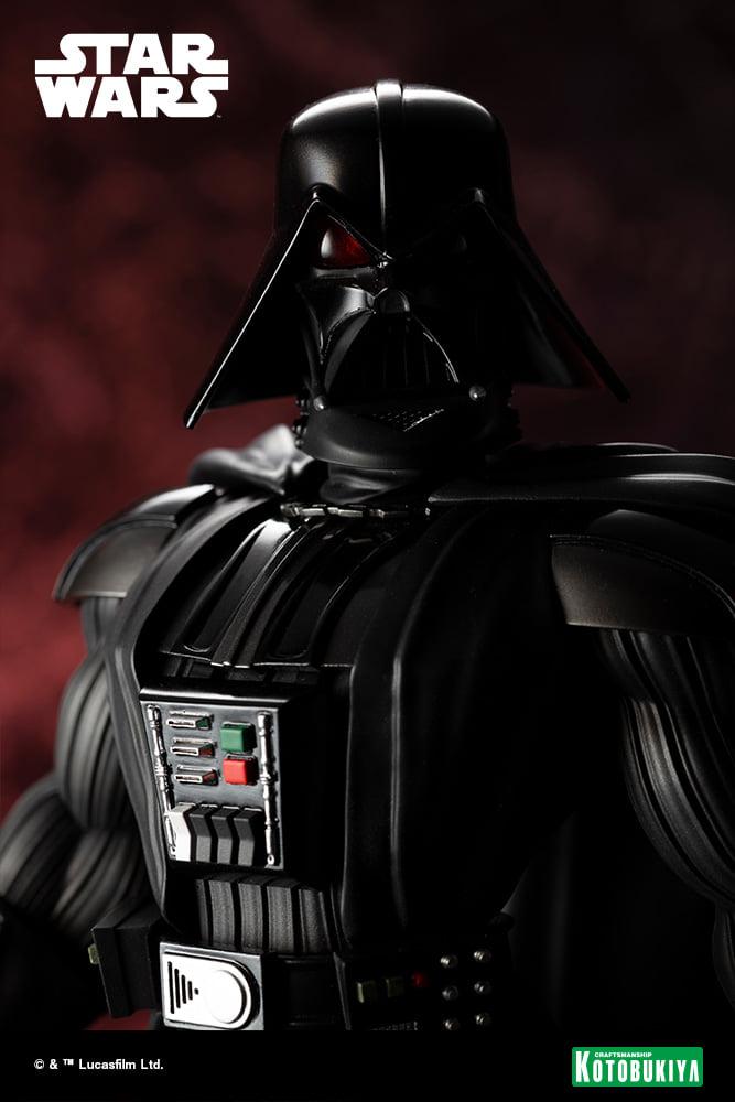 ARTFX Artist Series Darth Vader Ultimate Evil - Kotobukiya Vader_62