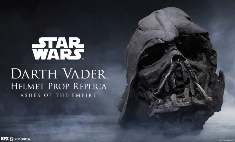 Darth Vader Helmet Prop Replica: Ashes of the Empire  Vaderh10