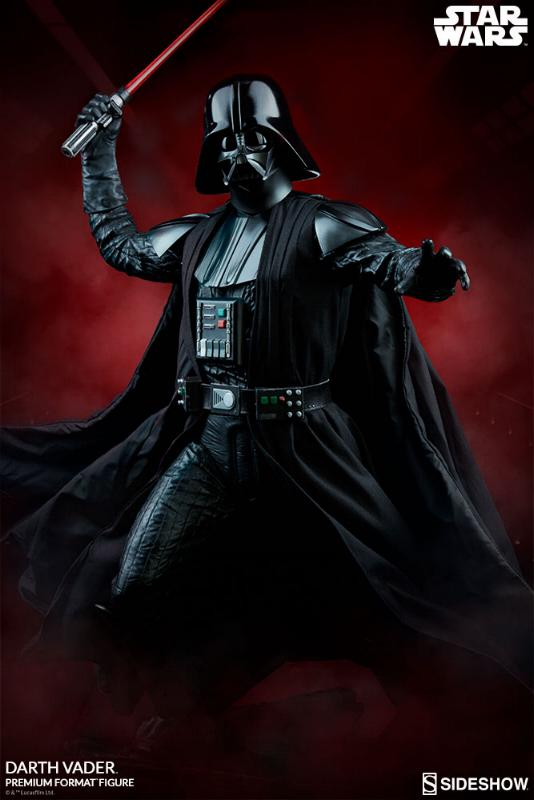 Sideshow - Darth Vader Rogue One - Premium Format Figure Vaderp10