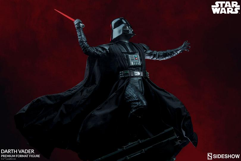 Sideshow - Darth Vader Rogue One - Premium Format Figure Vaderp11