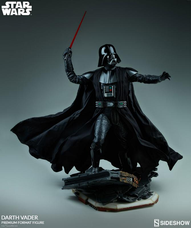 Sideshow - Darth Vader Rogue One - Premium Format Figure Vaderp15