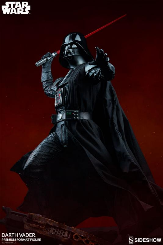 Sideshow - Darth Vader Rogue One - Premium Format Figure Vaderp25