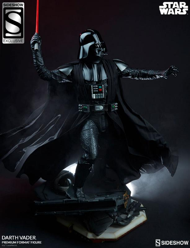 Sideshow - Darth Vader Rogue One - Premium Format Figure Vaderp32