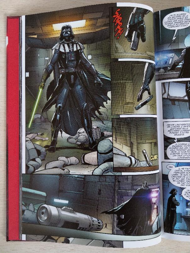 STAR WARS Dark Vador - Le Seigneur noir des Sith Tome 1 Vador_10