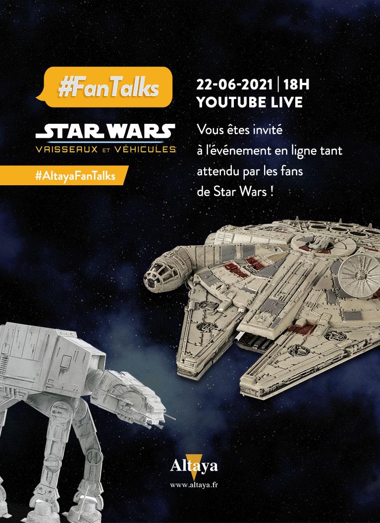 Collection Star Wars Vaisseaux et Véhicules - Altaya Vf-sta10