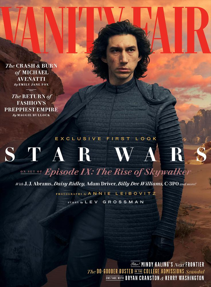 9 - Les NEWS Star Wars Episode IX - The Rise Of Skywalker - Page 6 Vf_cov11