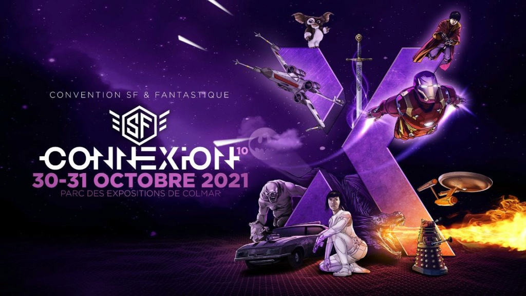 SF Connexion 10 - 30 & 31 octobre 2021 - Parc Expo de COLMAR Viuel-10
