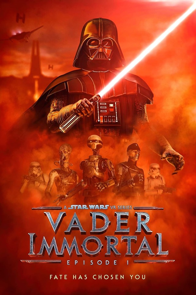 Vader Immortal: A Star Wars VR Series Vr10