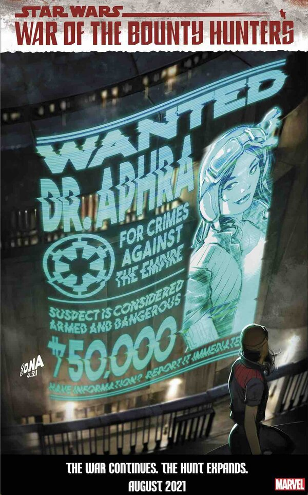 Star Wars War of the Bounty Hunters - Marvel  Wanted10