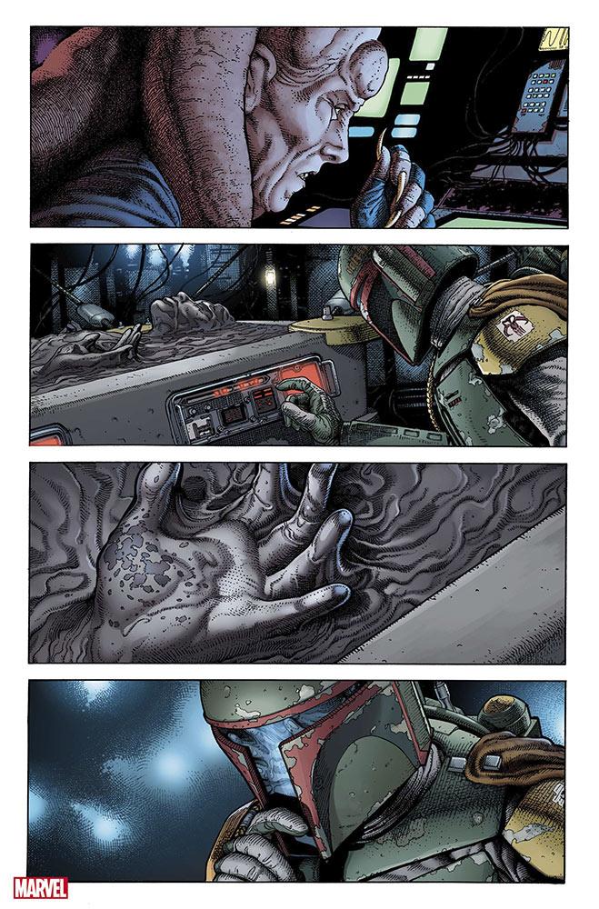 Star Wars War of the Bounty Hunters - Marvel  War_of12
