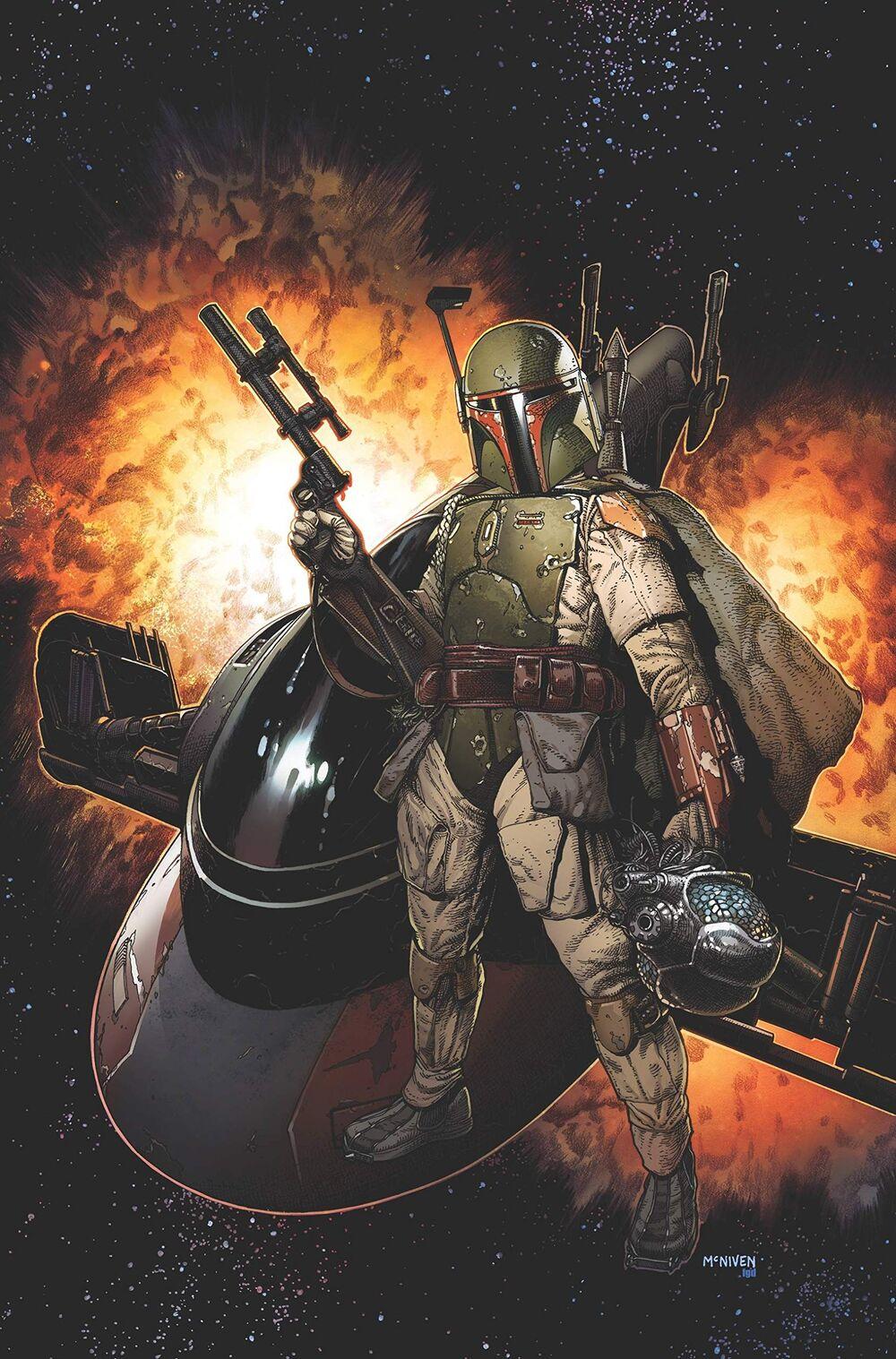 Star Wars War of the Bounty Hunters T01 - PANINI War_of17