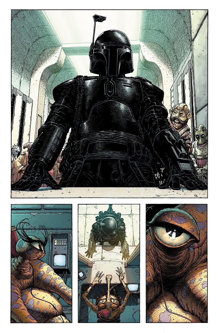 Star Wars War of the Bounty Hunters T01 - PANINI War_of20
