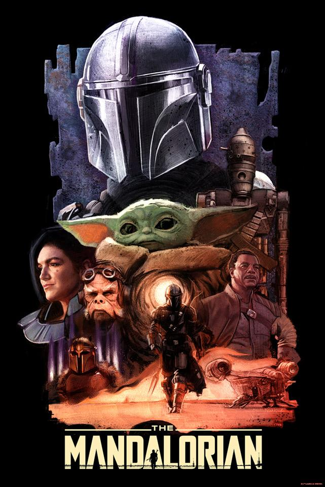 Whatever It Takes - Artwork Star Wars - ACME Archives Whatev11