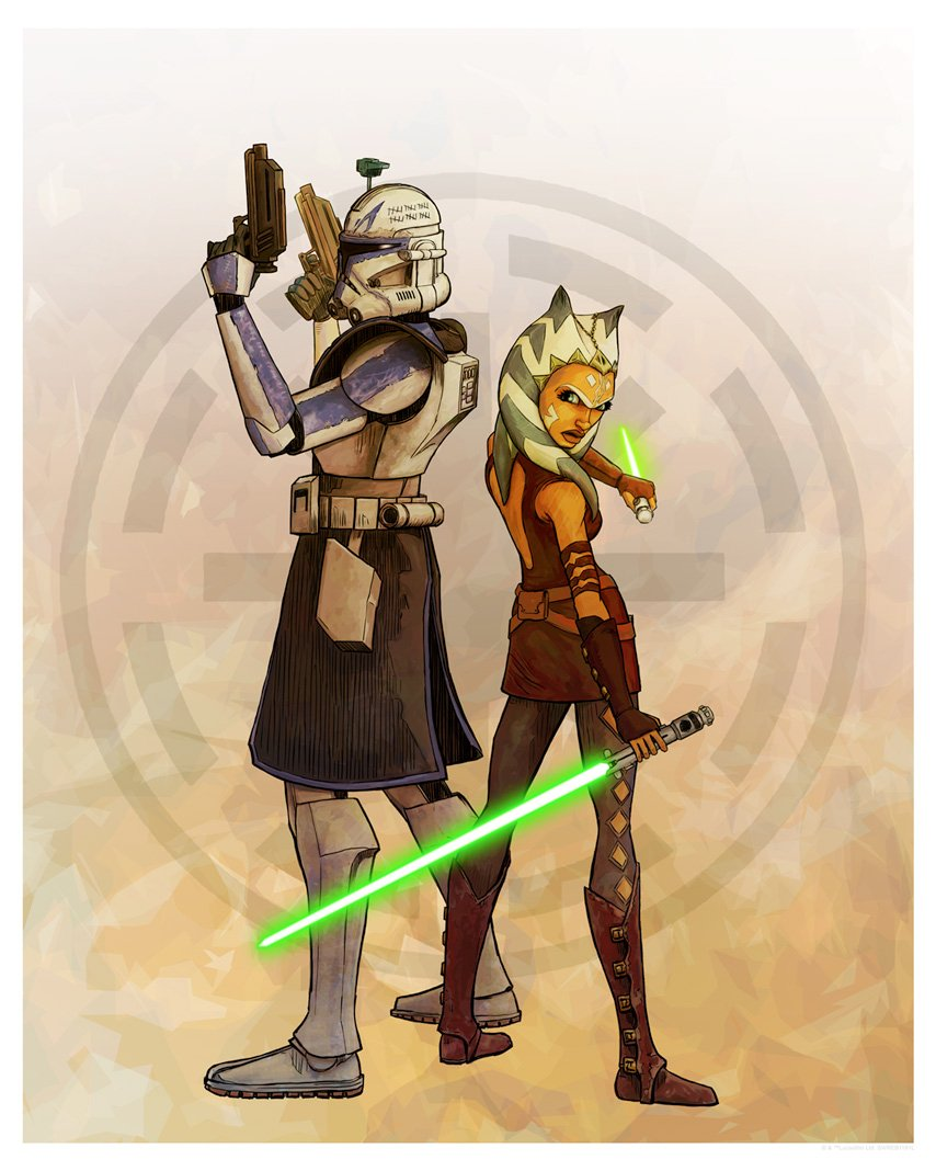 Who's The Youngling - Star Wars - ACME / Dark Ink Who_s_10