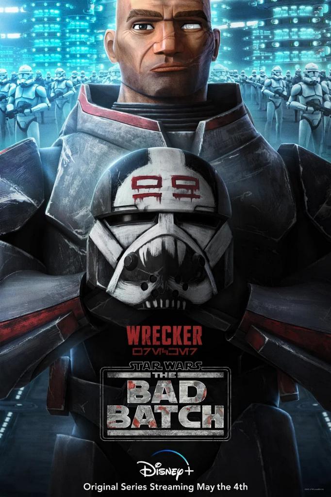 Star Wars The Bad Batch : Les NOUVELLES de la série Wrecke11