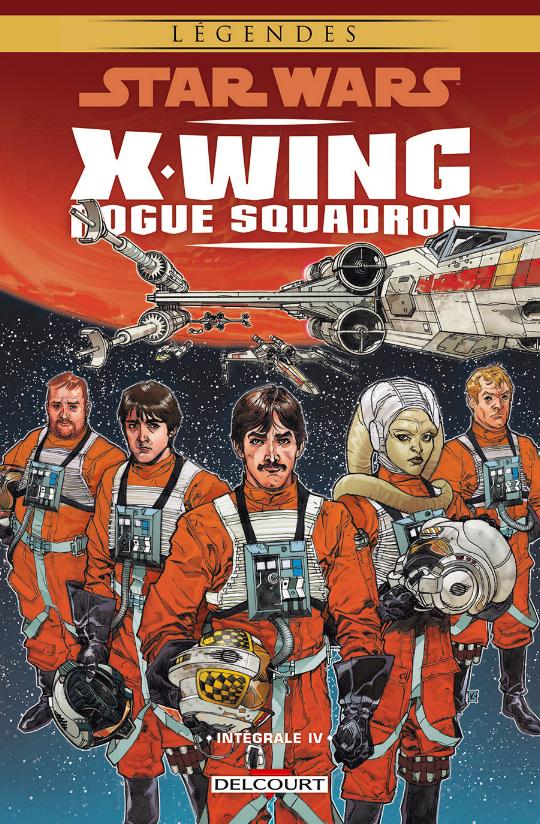 DELCOURT - Star Wars - X-Wing Rogue Squadron - Intégrale IV Xwing_10