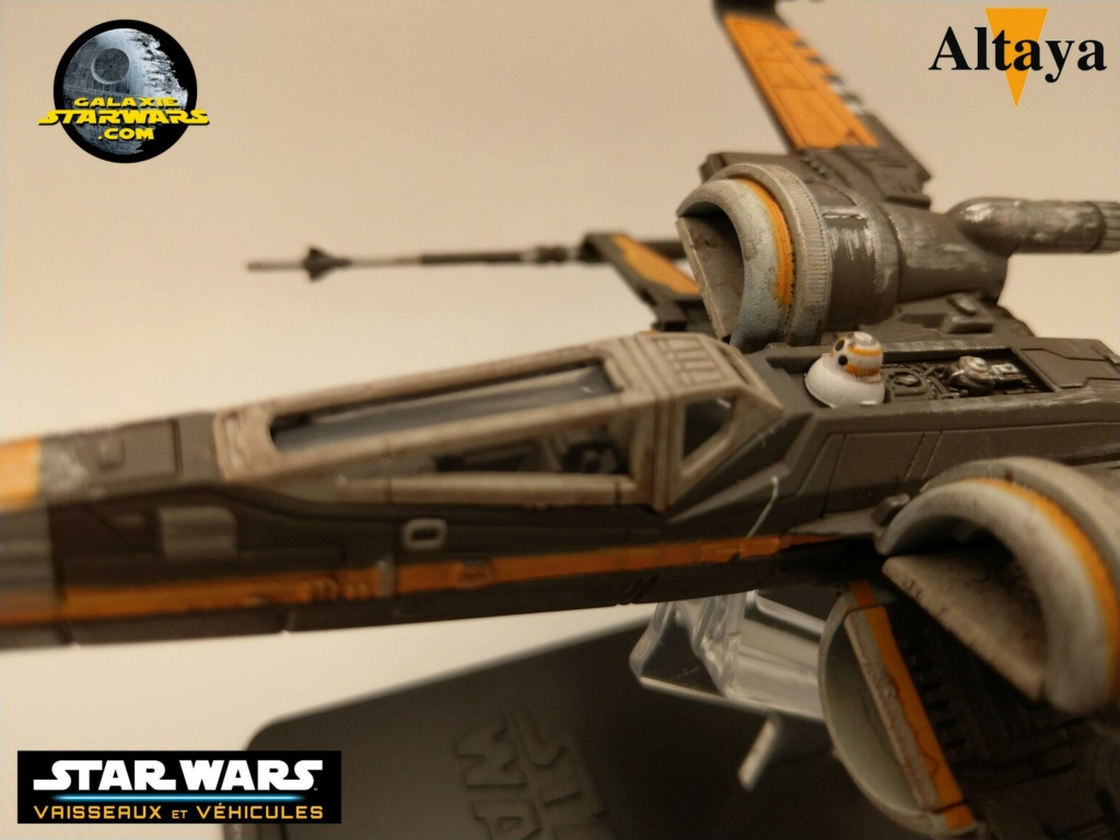 Collection Star Wars Vaisseaux et Véhicules - Altaya Xwing_12