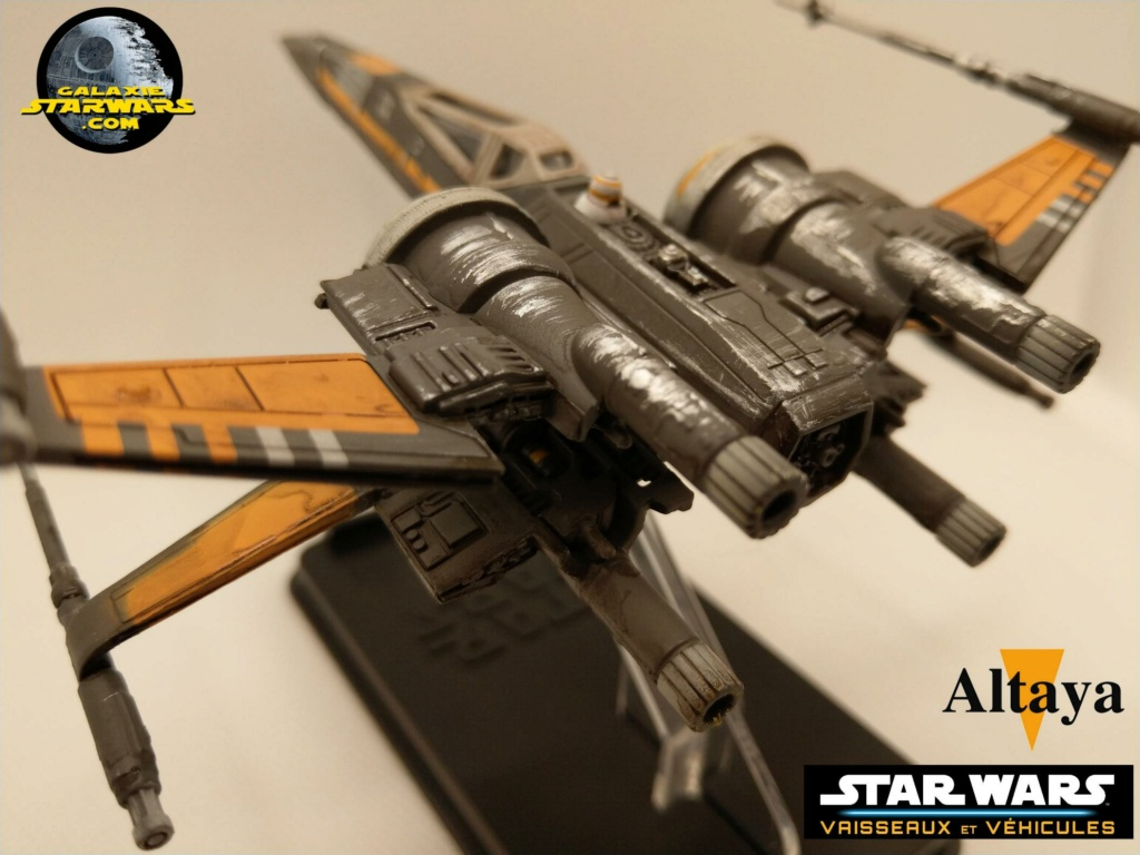 Collection Star Wars Vaisseaux et Véhicules - Altaya Xwing_13
