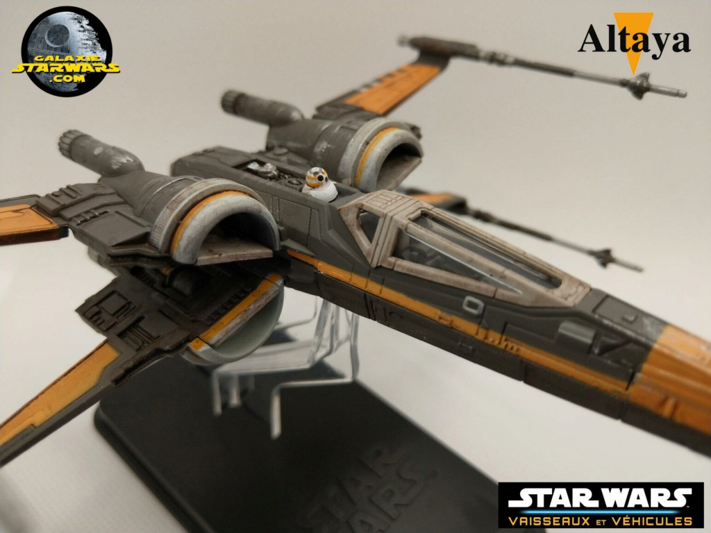 Collection Star Wars Vaisseaux et Véhicules - Altaya Xwing_14