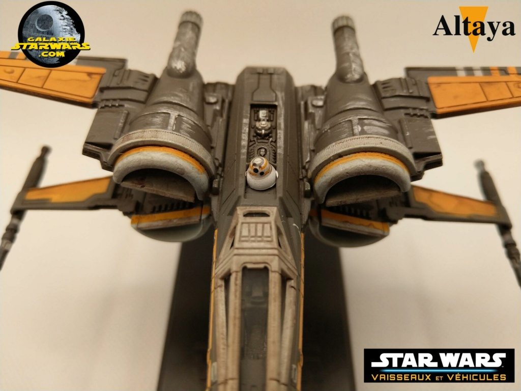 Collection Star Wars Vaisseaux et Véhicules - Altaya Xwing_15