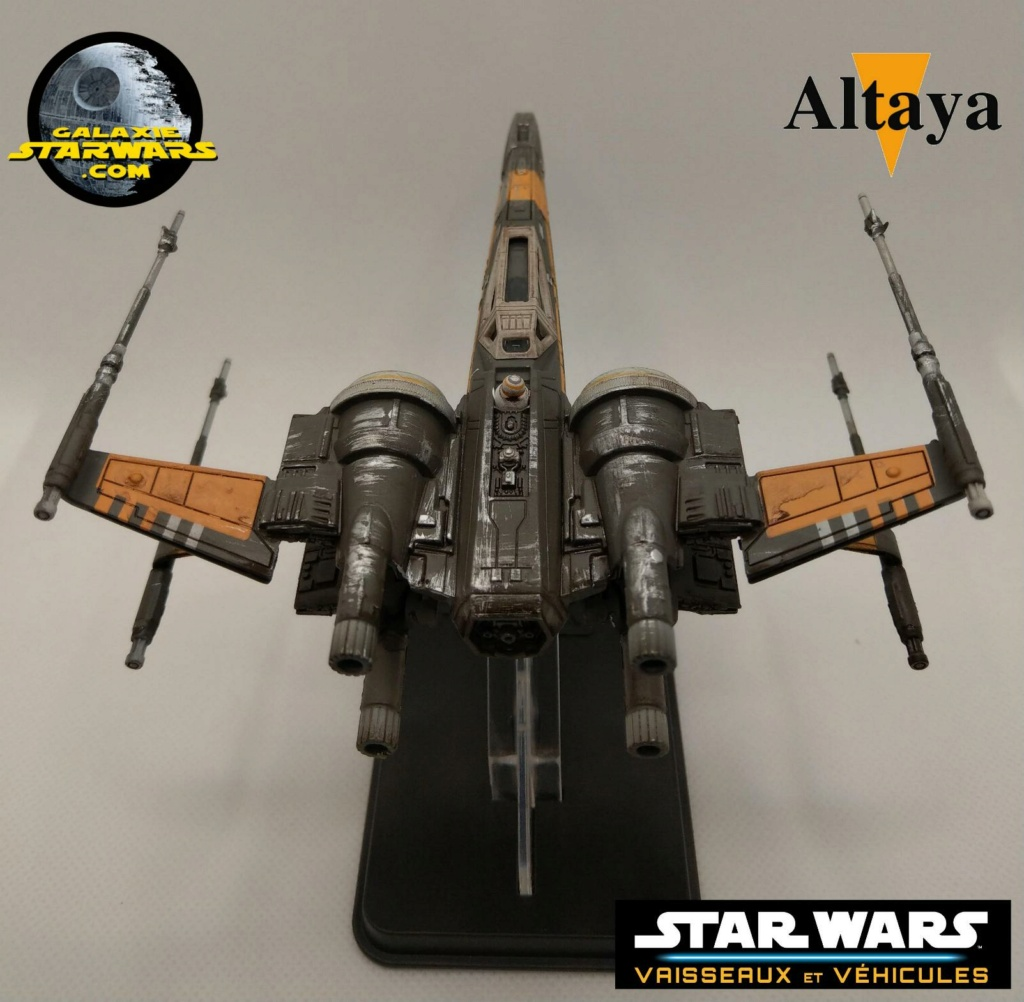 Collection Star Wars Vaisseaux et Véhicules - Altaya Xwing_19