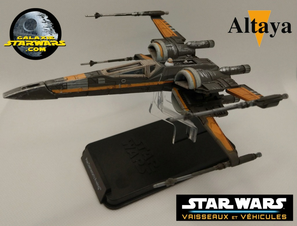 Collection Star Wars Vaisseaux et Véhicules - Altaya Xwing_21