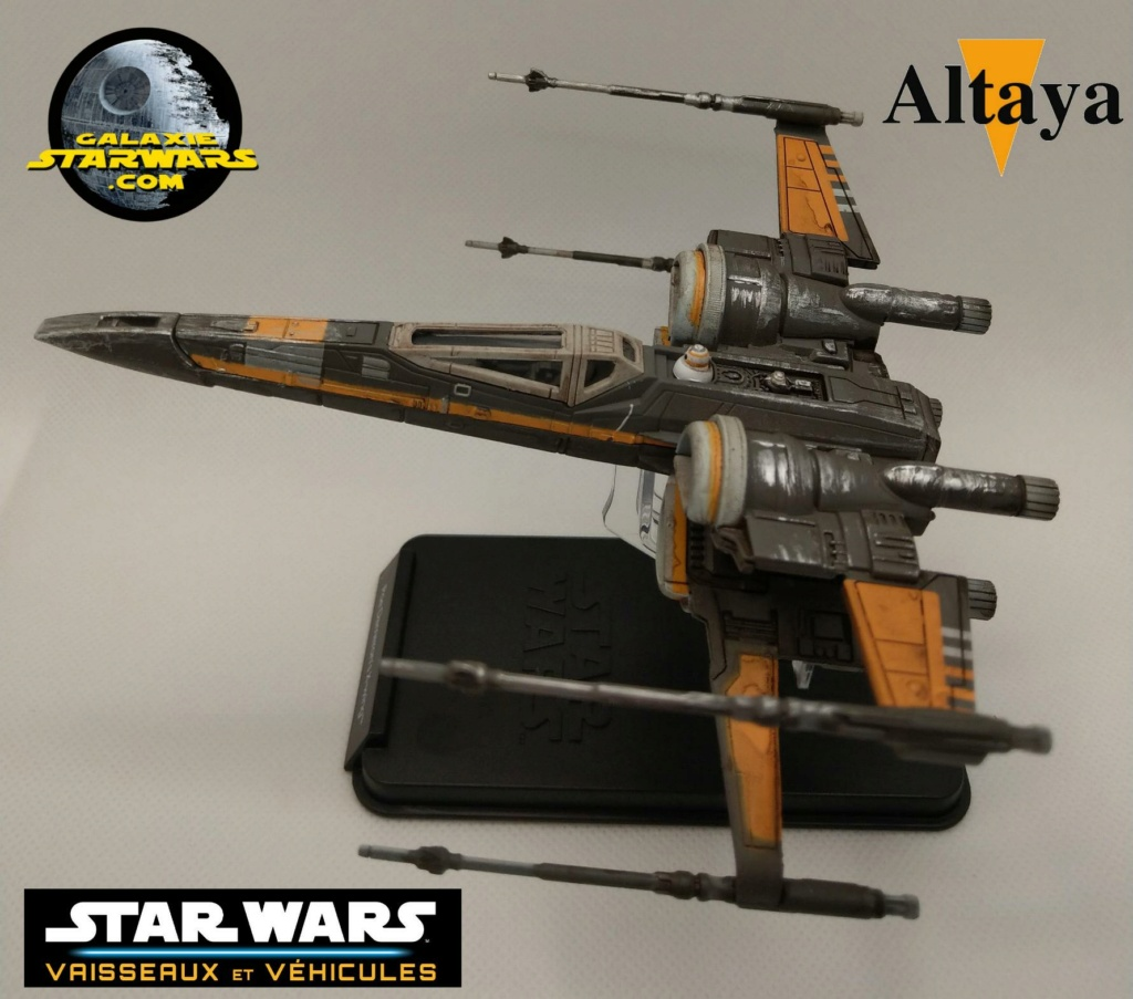 Collection Star Wars Vaisseaux et Véhicules - Altaya Xwing_22