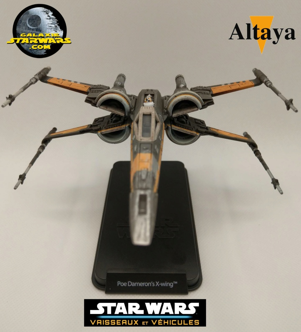 Collection Star Wars Vaisseaux et Véhicules - Altaya Xwing_24