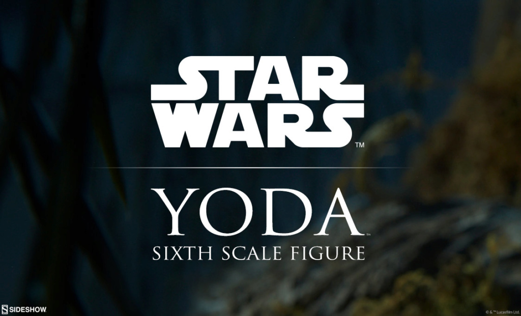 Sideshow Collectibles Yoda Sixth Scale Figure Yoda_f10