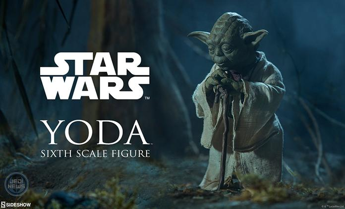 Sideshow Collectibles Yoda Sixth Scale Figure Yoda_f11