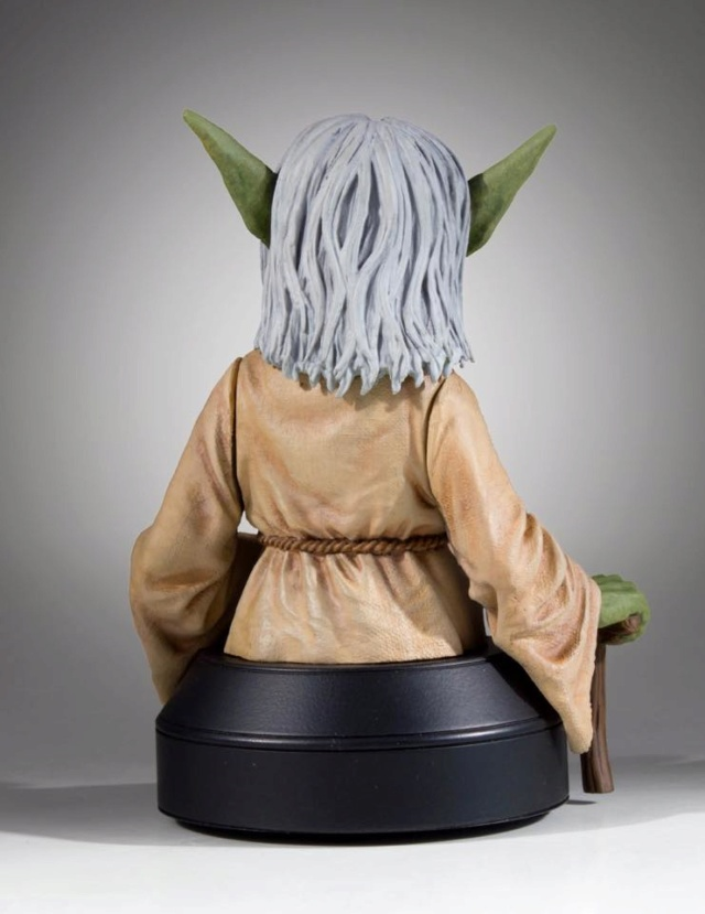 Gentle Giant SDCC 2018 Exclusive Yoda McQuarrie Mini Bust Yoda_m14