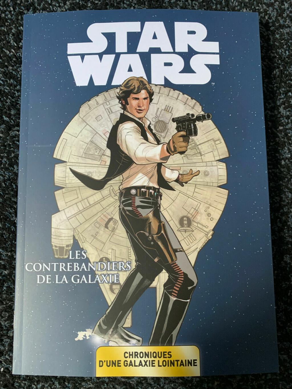 Star Wars Chroniques d'une galaxie lointaine  - Carrefour Zcarre24