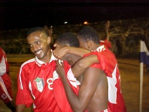 غانا تفاجئ منتخب السودان الشاب وتهذمة بهدفين في عقر داره 511