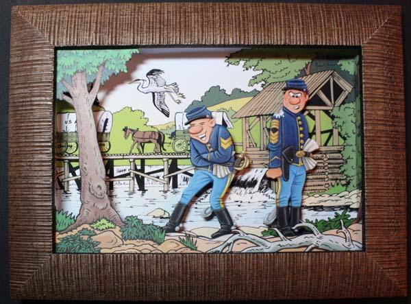 Les Tuniques Bleues Tuniqu12