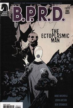 B.P.R.D.: The Ectoplasmic Man Bprd-e10