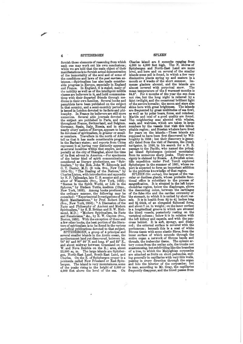 New American Cyclopedia 1862 Spiritualism New_am11