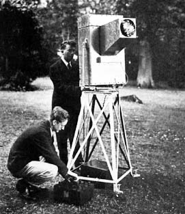 John Logie Baird and the Noctovisor Infra Red TV Noctov10