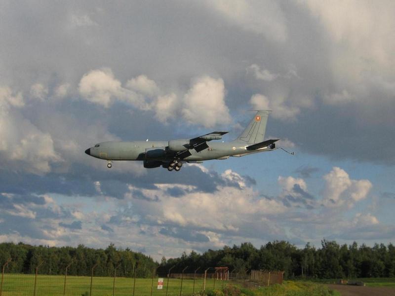 Visites militaire européenne Kc135f11