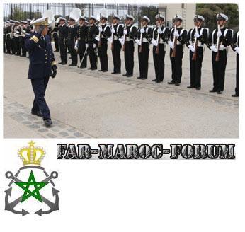 Marins et infanterie de Marine / Royal Moroccan Marines and Sailors 110