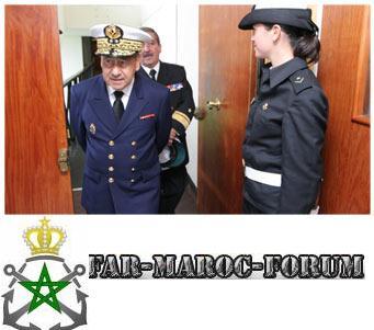 Marins et infanterie de Marine / Royal Moroccan Marines and Sailors 810