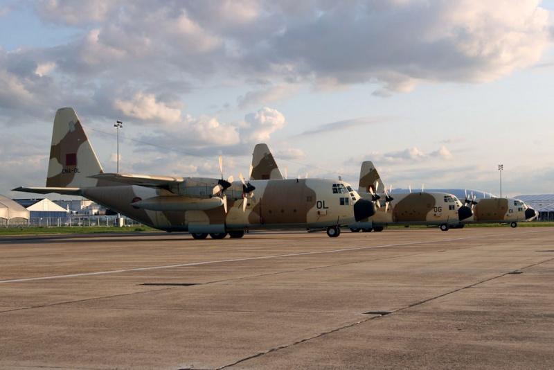 FRA: Photos d'avions de transport - Page 6 Arabra10