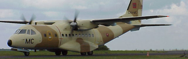 FRA: Photos d'avions de transport - Page 7 Casa0010