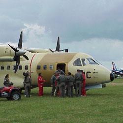 FRA: Photos d'avions de transport - Page 7 Casa0110