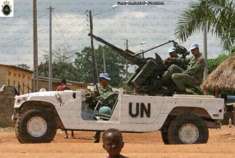 Les F.A.R et le maintien de la paix au monde - Page 3 Ivory_10