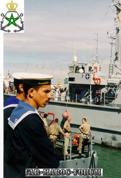 Marins et infanterie de Marine / Royal Moroccan Marines and Sailors Mcmfor10