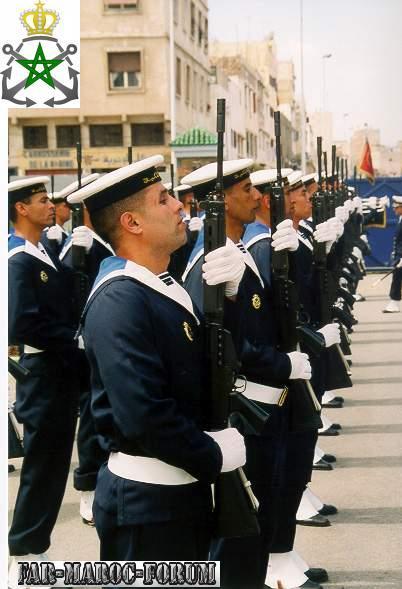 Marins et infanterie de Marine / Royal Moroccan Marines and Sailors Mcmfor11