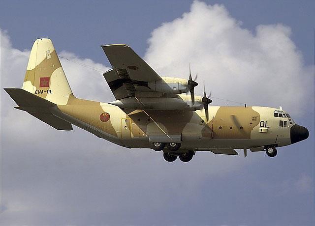 FRA: Photos d'avions de transport - Page 6 Morocc11
