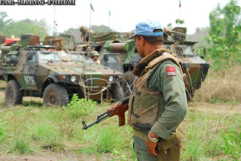 Les F.A.R et le maintien de la paix au monde - Page 3 Securi10